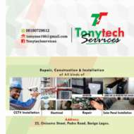 Tonytech services