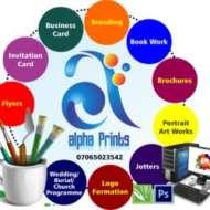 Alpha prints
