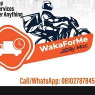WakaForMe Errand Services