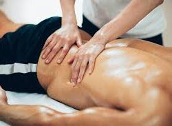 Aaron's private massage Centre
